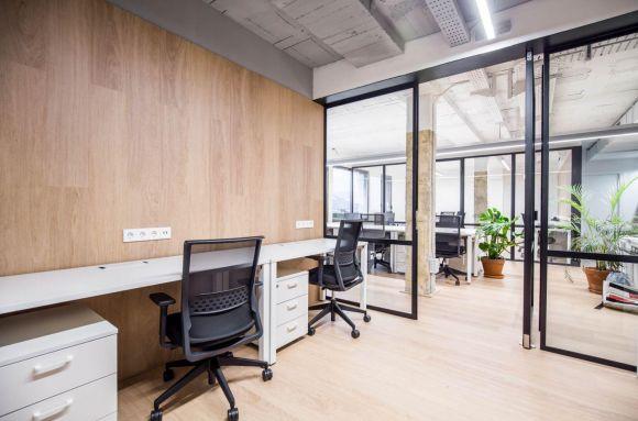 Centro de negocios con coworking Barcelona Collective Barcelona
