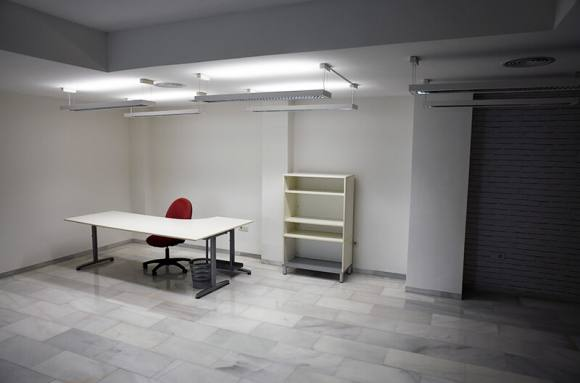 Oficina compartida Sevilla Space Sevilla