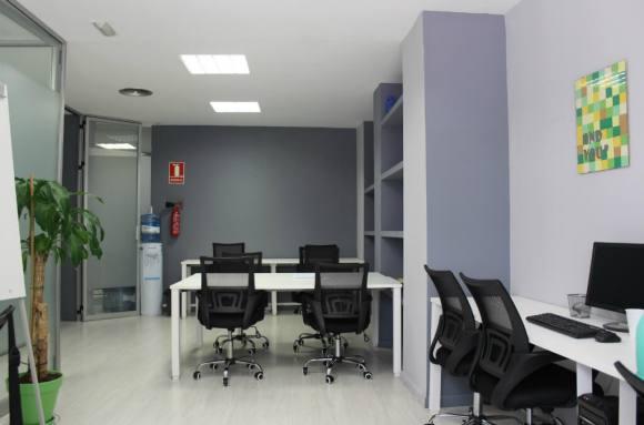 Coworking Málaga Coworking Malaga Centro