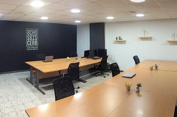 Centro de negocios con coworking Casteldefels 860 Coworking Castelldefels