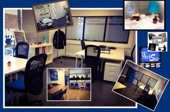 Centro de negocios con coworking Barcelona Bcn Workspace
