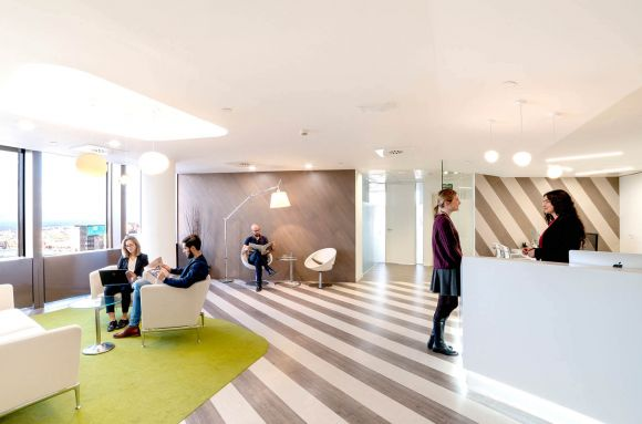 Centro de negocios con coworking Madrid Lexington Cuzco