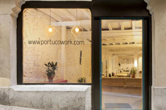 Coworking Guecho Portucowork