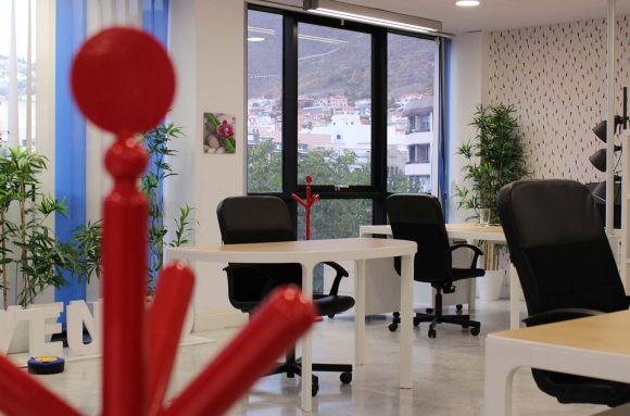 Coworking Santa Cruz de Tenerife Tenwork Coworking Space