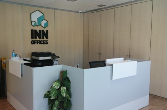 Centro de negocios con coworking Mairena del Aljarafe  Inn Offices Aljarafe