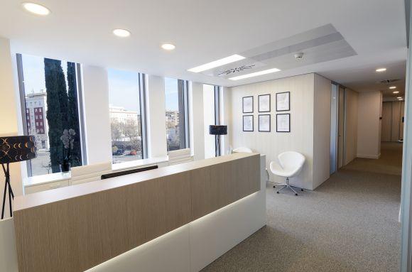 Centro de negocios Madrid PBO Centro Negocios Oficina Individual