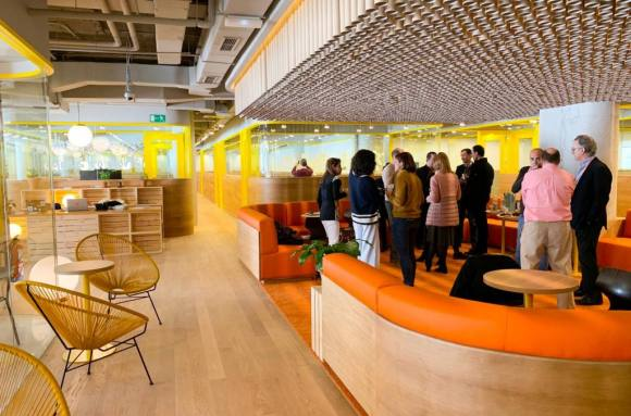Coworking Madrid Impact Hub Picasso