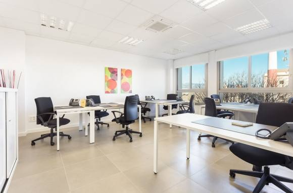 Centro de negocios con coworking Palma de Mallorca Regus Mallorca