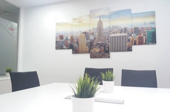 Centro de negocios con coworking Alcobendas NETWORKIA La Moraleja