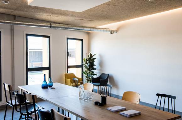 Centro de negocios con coworking Cambre LT51 WORKSPACE