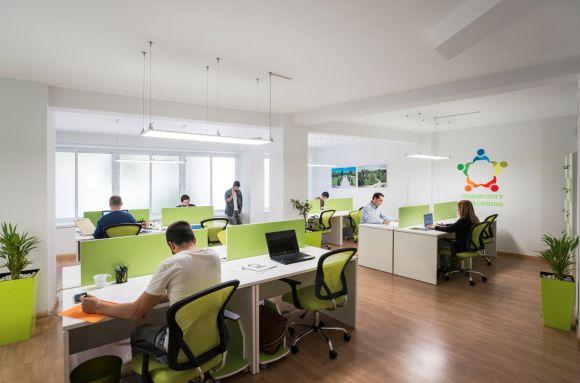Centro de negocios con coworking Madrid Community Coworking Madrid