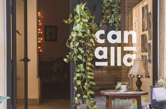 Coworking Barcelona Can Allà