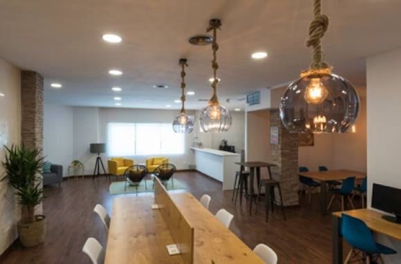 Coworking Marbella Space2connect