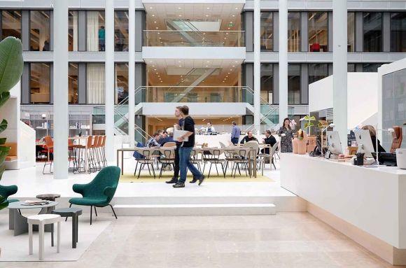 Coworking Gijón Spaces Sociedad de Fomento