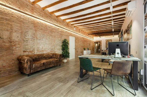 Coworking Barcelona Space Quality