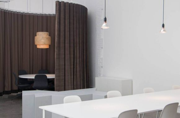 Coworking Barcelona The Folio Club Workspace