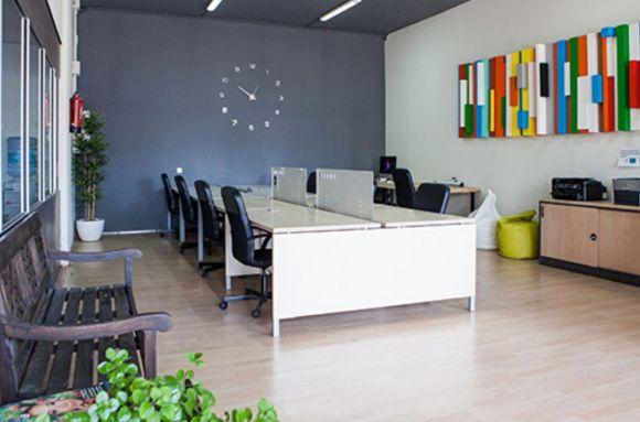 Coworking Barcelona Triángulo