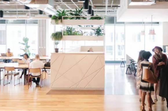 Centro de negocios con coworking Madrid WeWork Castellana 77