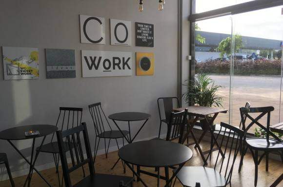 Coworking Mataró Café Campus Mataró
