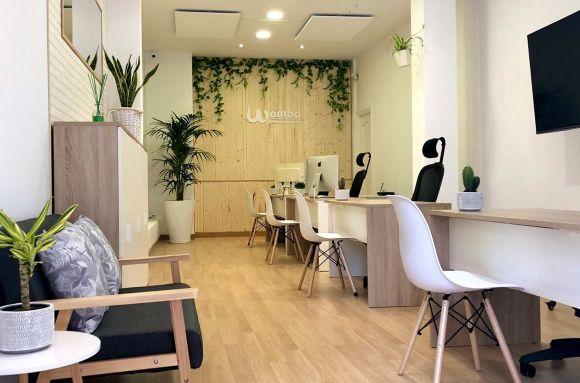 Centro de negocios con coworking Aranda de Duero Wombo - Meeting & Work