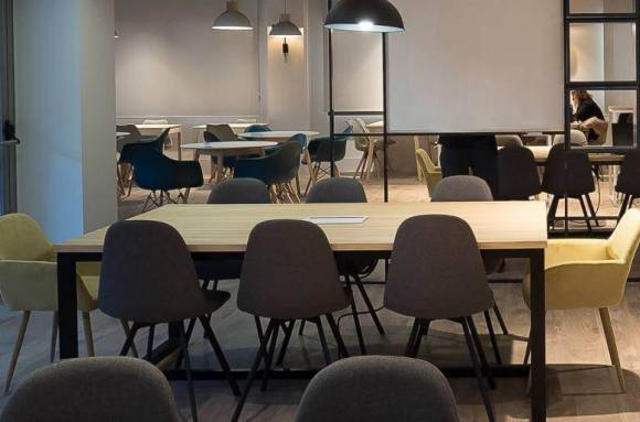 Centro de negocios con coworking Boadilla del Monte CooLab Coworking Space