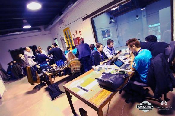 Centro de negocios con coworking Barcelona Valkiria Hub Space