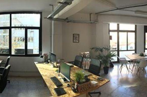 Oficina compartida Barcelona CODEA STUDIO