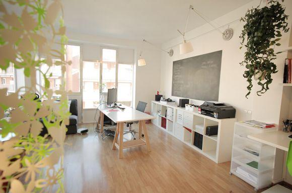 Oficina compartida Barcelona Sara Del Vecchio Design Studio
