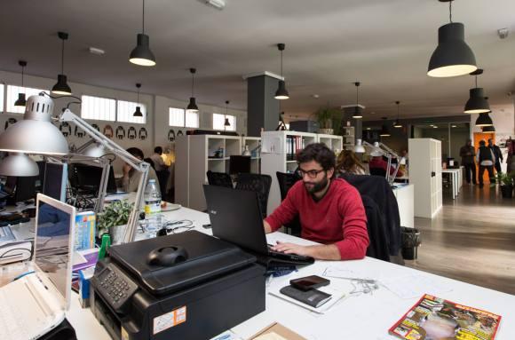 Coworking Fuenlabrada La Guarida Creativa