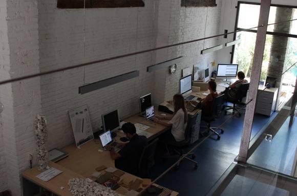 Coworking Valencia PLATAFORMA BIOCÉ
