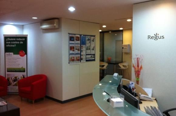Centro de negocios con coworking Málaga Regus Marbella - Costa del Sol