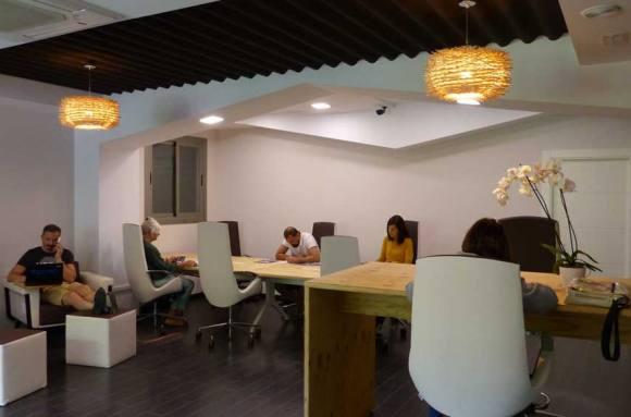 Coworking Vizcaya Coworking Más Sitio