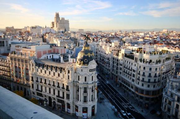 The most original coworking spaces in Madrid