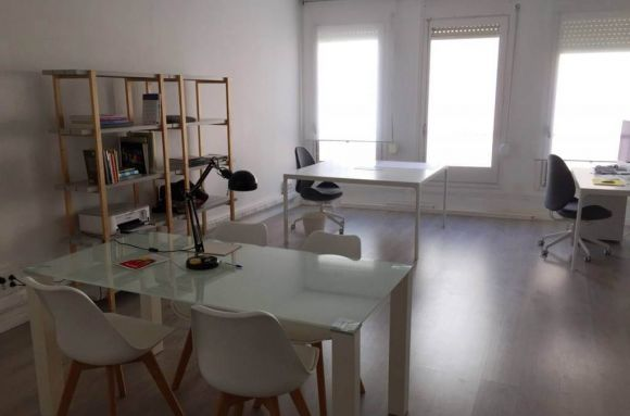 Oficina compartida Barcelona Oficina C/ Camp Mitre Muntaner