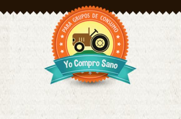 Yo Compro Sano. La web de los grupos de consumo.