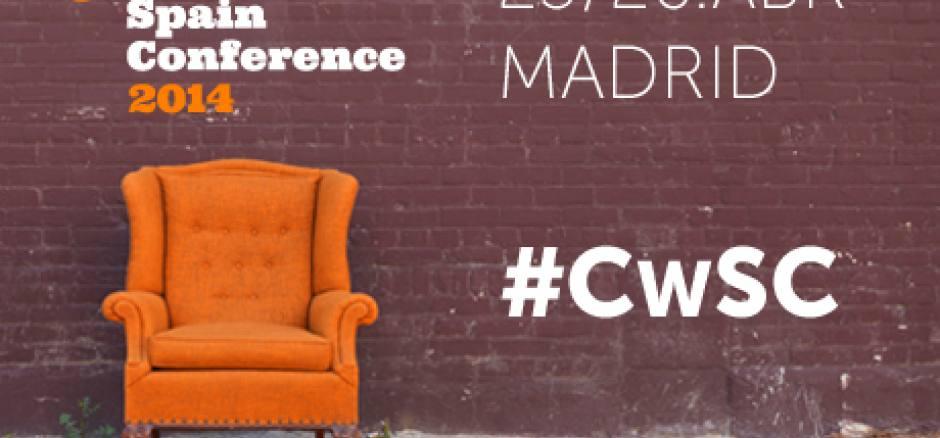 Cerrada la programación de la Coworking Spain Conference 2014
