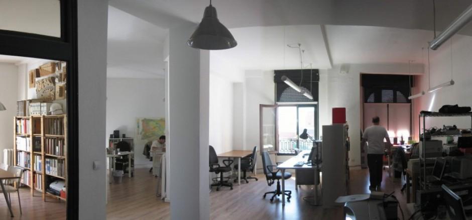 Coworking Madrid Espacio GV