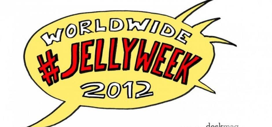 #Coworking Jelly Week 2012