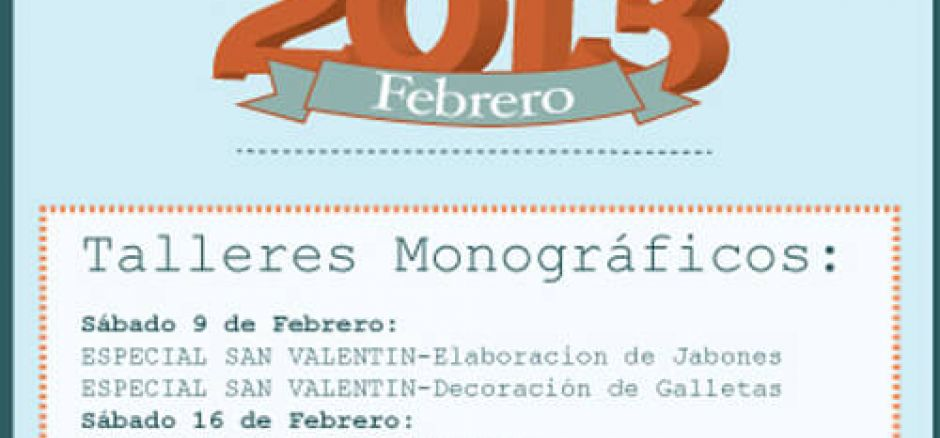 "talleres ""Adoraideas"" en La Bañera"