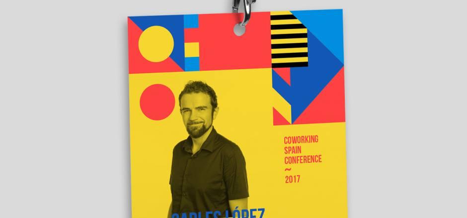 Carles López, director de Crec Coworking