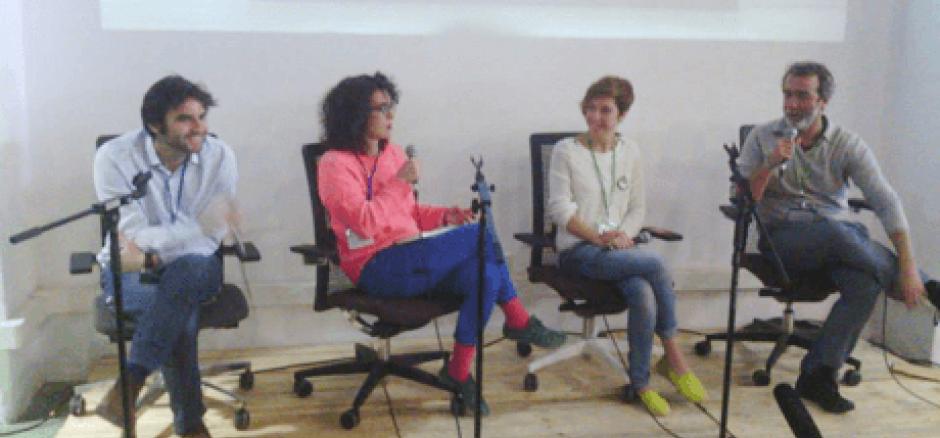 Colaboración entre espacios de coworking y comunidades virtuales: el coworking como movimiento