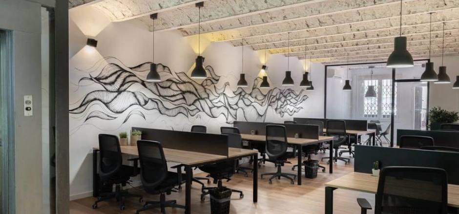 Coworking Barcelona Cobuilder Hub