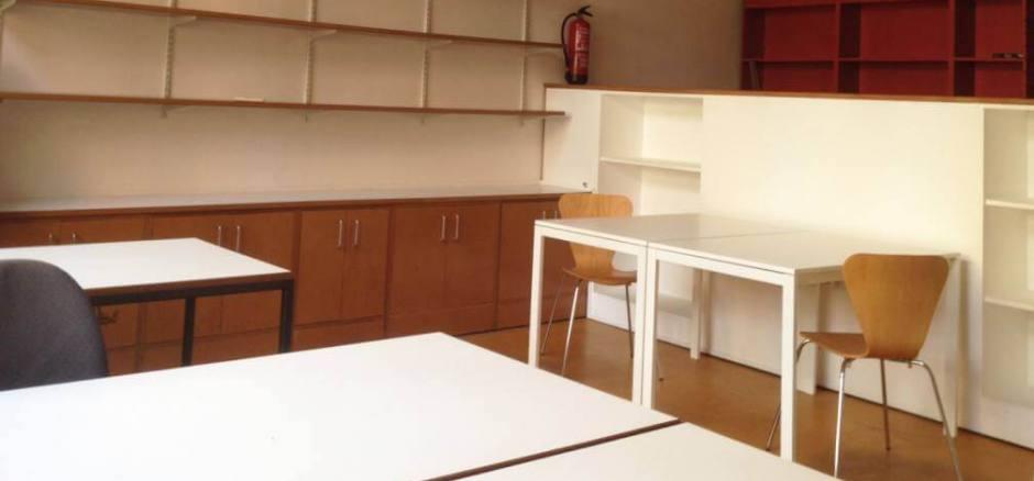 Oficina compartida Barcelona Espai Congost