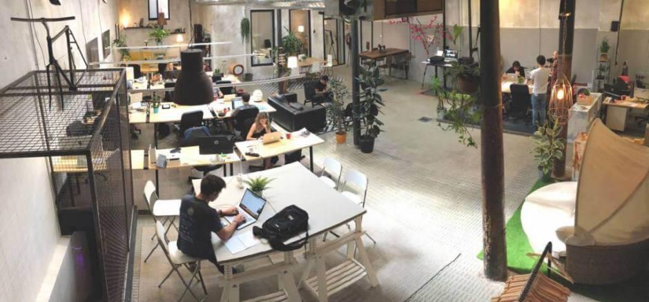 Coworking Barcelona La Vaca Coworking