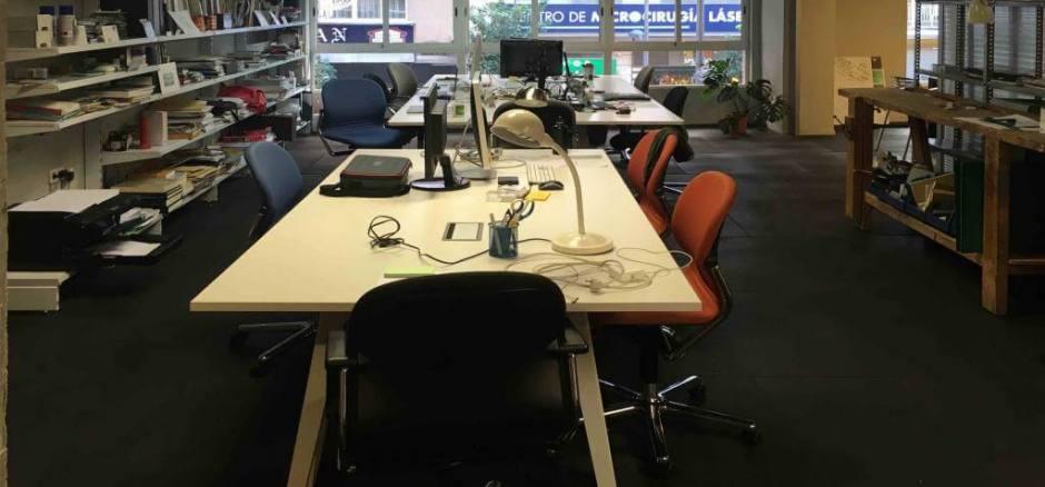 Coworking Murcia SARQ / espacio de oportunidad