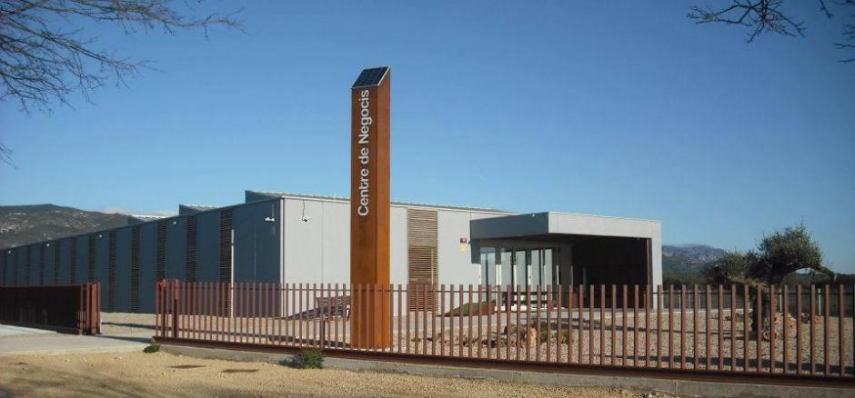 Centro de negocios con coworking Tarragona Centre de Negocis de La Sénia