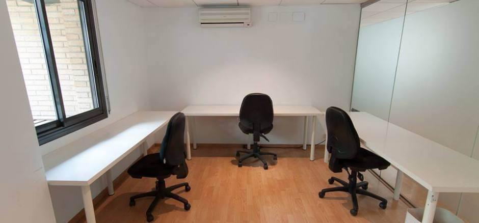 Oficina compartida Barcelona TANGERINE