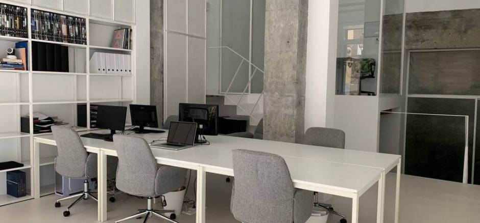 Oficina compartida Madrid Studio Ercilla