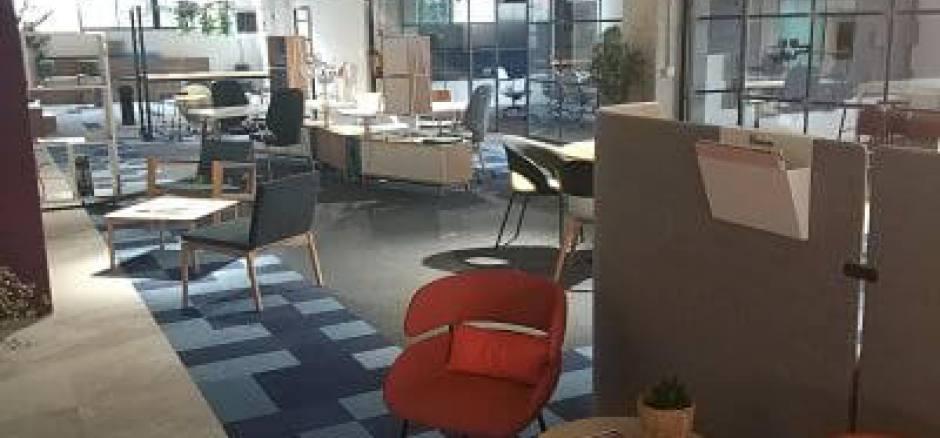 Oficina compartida Barcelona Deco & Arquitectura 22@