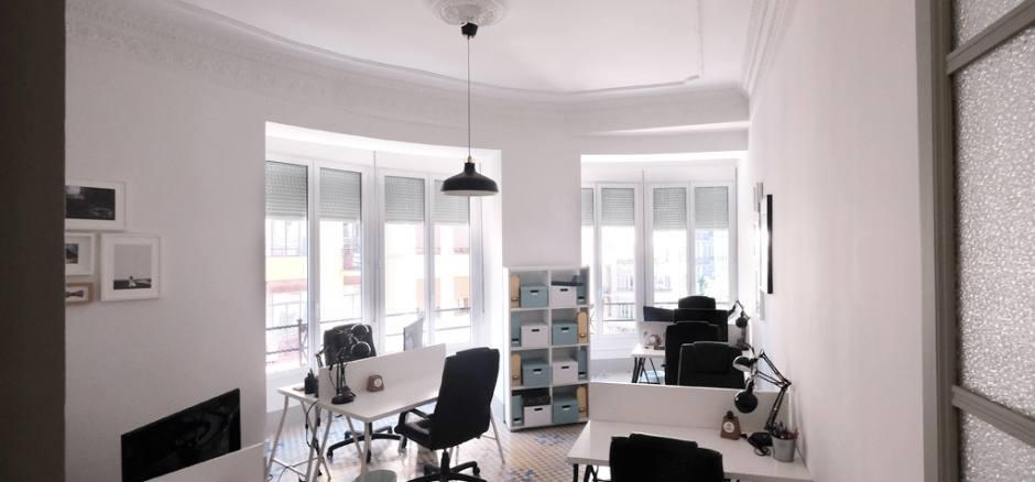 Coworking Valencia Mosaico - Coworking Space